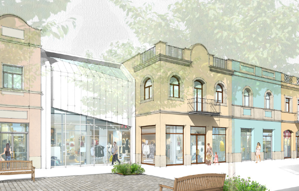 Tbilisi Outlet Village development officially launched – the first outlet at the crossroads of Europe & Asia