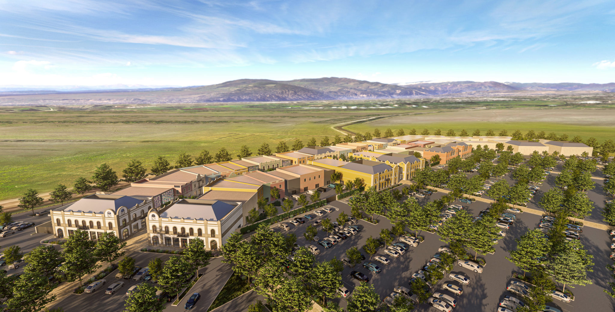 Work has started on Tbilisi Outlet Village, Georgia